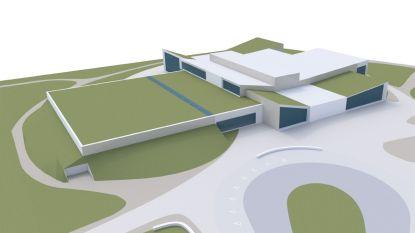 Nieuw zwembad De Krokodiel krijgt meteen gezelschap van nieuwe sporthal