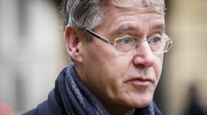 Minister Arie Slob voor Basis- en Voortgezet Onderwijs