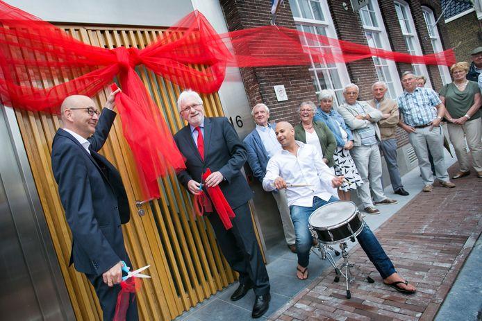 (c) Roel Dijkstra / Foto: Joep van der Pal   Maassluis - opening museum - Zuiddijk