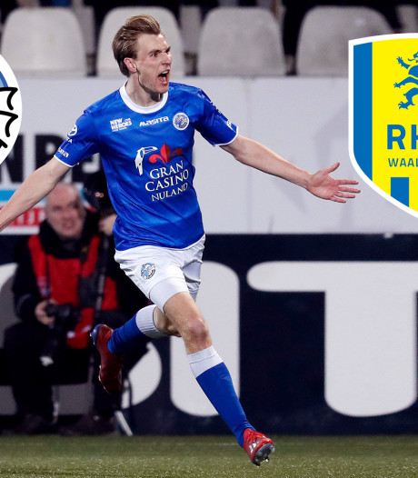Brabant boven in play-offs: FC Den Bosch, RKC Waalwijk en TOP Oss mogen hopen op promotie