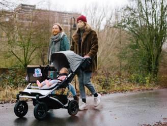 Gezocht: mensen die willen gaan wandelen met peuter CLAIRE, robotje om luchtkwaliteit te meten