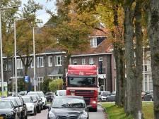 Iedereen wil een verbod op vrachtverkeer over singels in Enschede