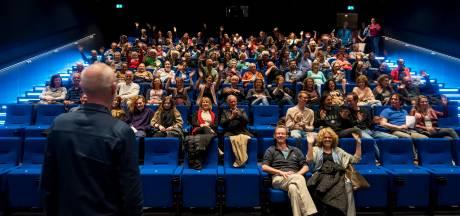 Proefdraaien in het nieuwe Focus Filmtheater