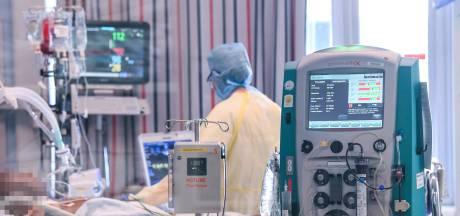 985 lits d'hôpitaux occupés en moins en Belgique par rapport au pic du 3 novembre