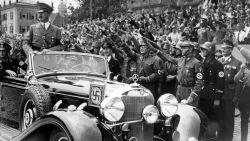 Mercedes van Adolf Hitler wordt geveild in VS