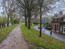 Wandelaars mogelijk aan de kant voor vluchtende fietsers in Gennep