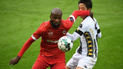 Antwerp FC ligt nog amper wakker van Lamkel Zé