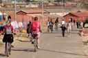 Soweto is prima op de fiets te verkennen.