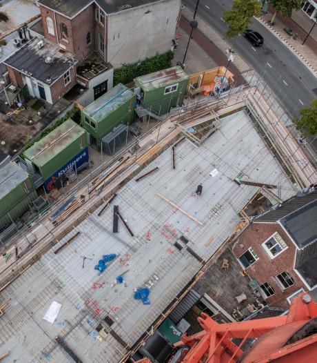 Tilburg bouwt 'ondanks stikstof' nog lustig door
