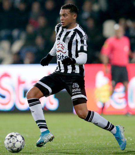 Nieuwe club voor Dabney Dos Santos