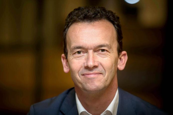 Vertrekkend Drutens burgemeester Luciën van Riswijk gaat zijn geluk beproeven als eerste burger van de nieuwe fusiegemeente Zevenaar.