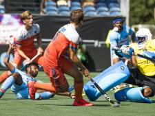 Nederlandse hockeyers stranden in halve finale Champions Trophy