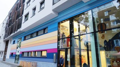 Twee eerste ecocrèches ingehuldigd in Laken