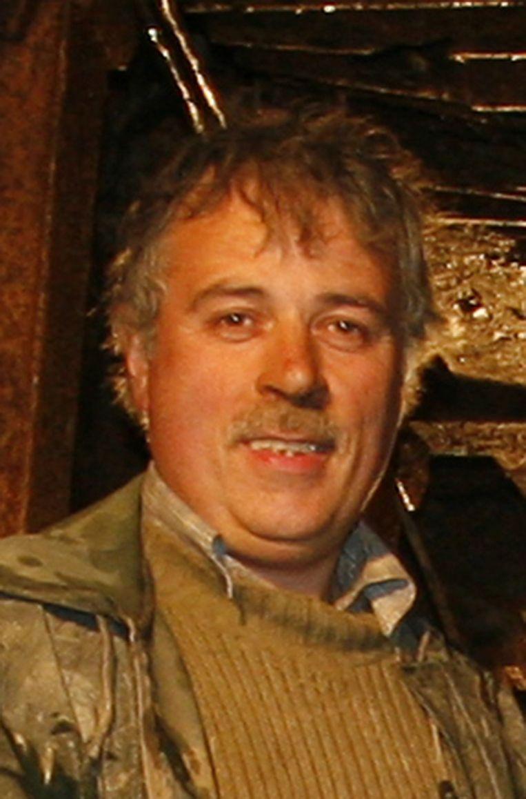 Projectcoördinator Johan Vandewalle.
