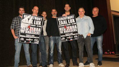 Red Zebra wekt legendarische Zaal Lux weer tot leven