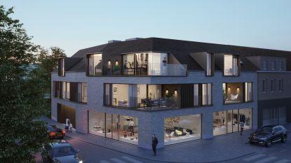 """Nieuw hoekpand op Markt in Kasterlee: """"Residentie zal mee het uitzicht van het marktplein bepalen"""""""