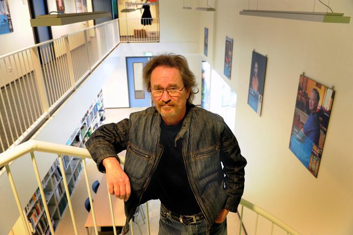 Jan J.B. Kuipers - foto Lex de Meester