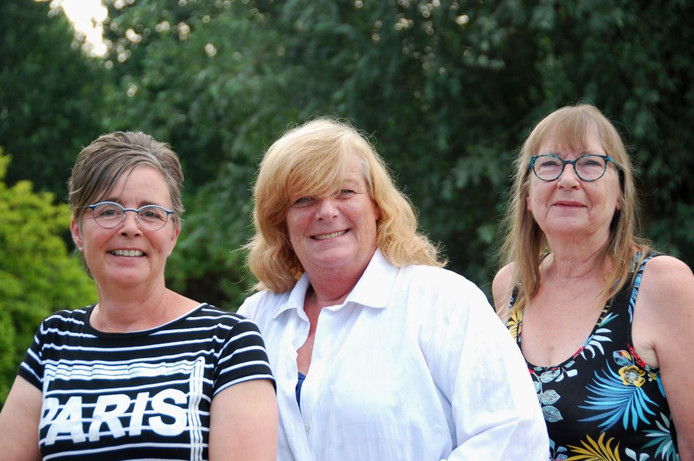 Marianne Maris, Jeanette Saarberg en Riene Verburgh zijn op 21 november verkiesbaar voor Hart Voor Alle Kernen in de Hoeksche Waard.