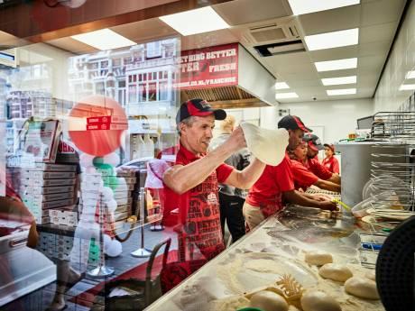 Papa John's blijkt geen suikeroom: Tientallen franchisers met pizzazaak failliet