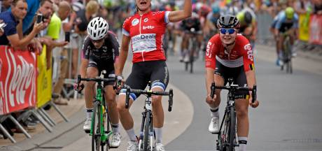 Marianne Vos slaat haar slag in BeNe Ladies Tour: rit en leiderstrui