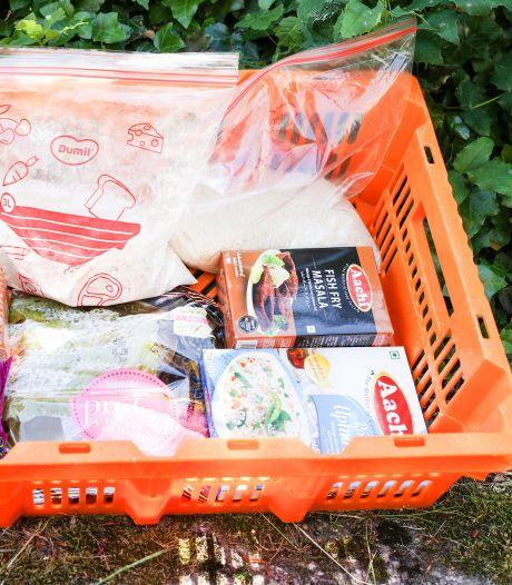 Financiële nood door corona: voedselpakketten voor studenten