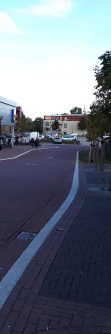 Parkeerterrein Lidl in Raamsdonksveer wordt veiliger