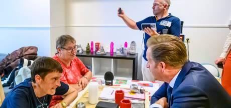 Het Adriano Huis in Bergen op Zoom officieel geopend door minister