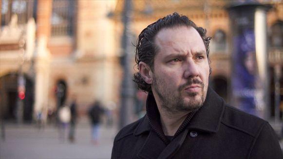 Axel Daeseleire in 'Axel Opgelicht'.