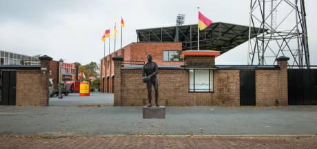 In mei heeft de Leeuw van Deventer een standbeeld