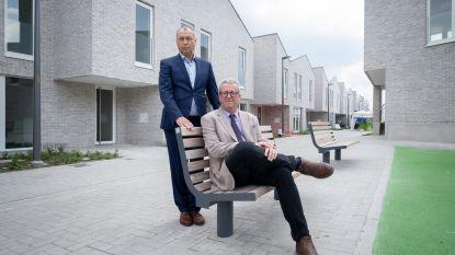 Volkshuisvesting huldigt vernieuwde Tuinwijk in