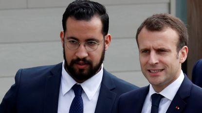 """Benalla, ex-veiligheidsmedewerker van Macron, gebruikte diplomatieke paspoorten """"uit gemak"""""""