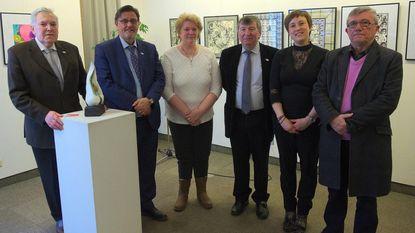 Daisy pakt uit met expo 'Expressie' in gemeentemuseum