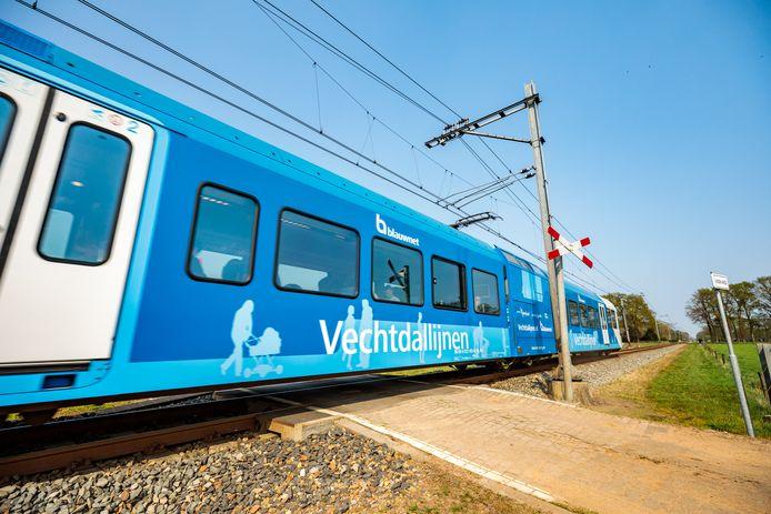 Er was aan het begin van de avond een tijdlang geen treinverkeer mogelijk tussen Zwolle en Ommen.(archieffoto)