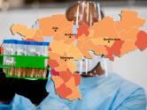 CORONAKAART | Meer besmettingen en doden, Nijmegen op laagste punt in weken: check jouw gemeente