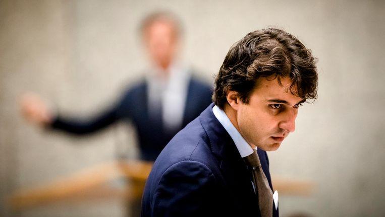 Jesse Klaver eist uitleg van Mark Rutte Beeld anp
