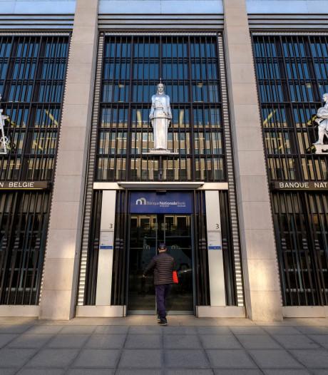 Pas moins de 256 départs volontaires à la Banque nationale de Belgique