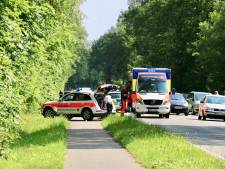 Vier personen gewond bij ongeval in Bad Bentheim