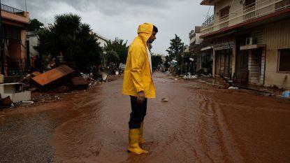 Al 21 doden bij overstromingen in Griekenland