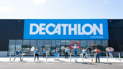 Decathlon opent maandag eerste Oostendse vestiging, opening kan je ook live op Facebook volgen