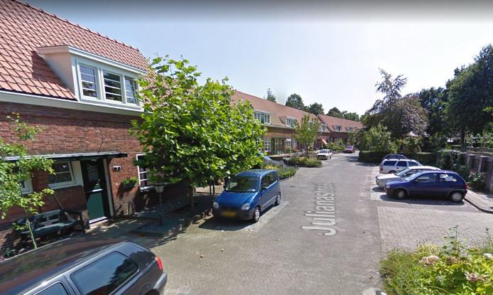De Julianastraat in Oldenzaal