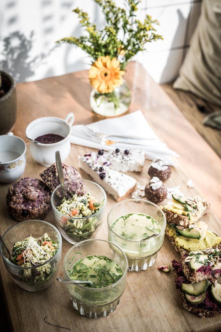 High tea bij Beter & Leuk Beeld Beter & Leuk