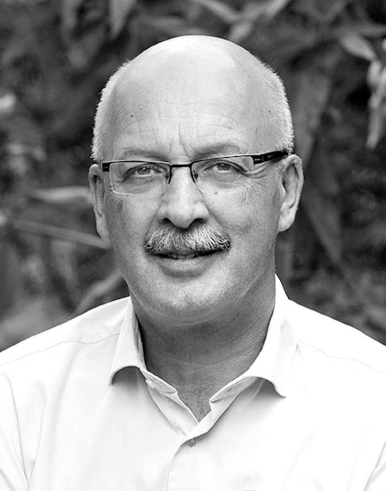 Gert-Jan Ludden. Adviseur crisisbeheersing. Beeld PascaleDrent