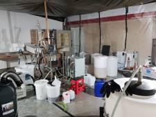 Crystal meth-lab ontdekt in bedrijfspand Vlaardingen