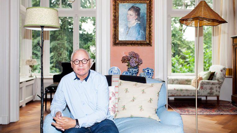 Jaap Goudsmit: 'Vroeger onthield ik alles' Beeld Renate Beense
