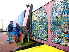 Leidsche Rijn heeft een zusje van de Berlijnse Muur