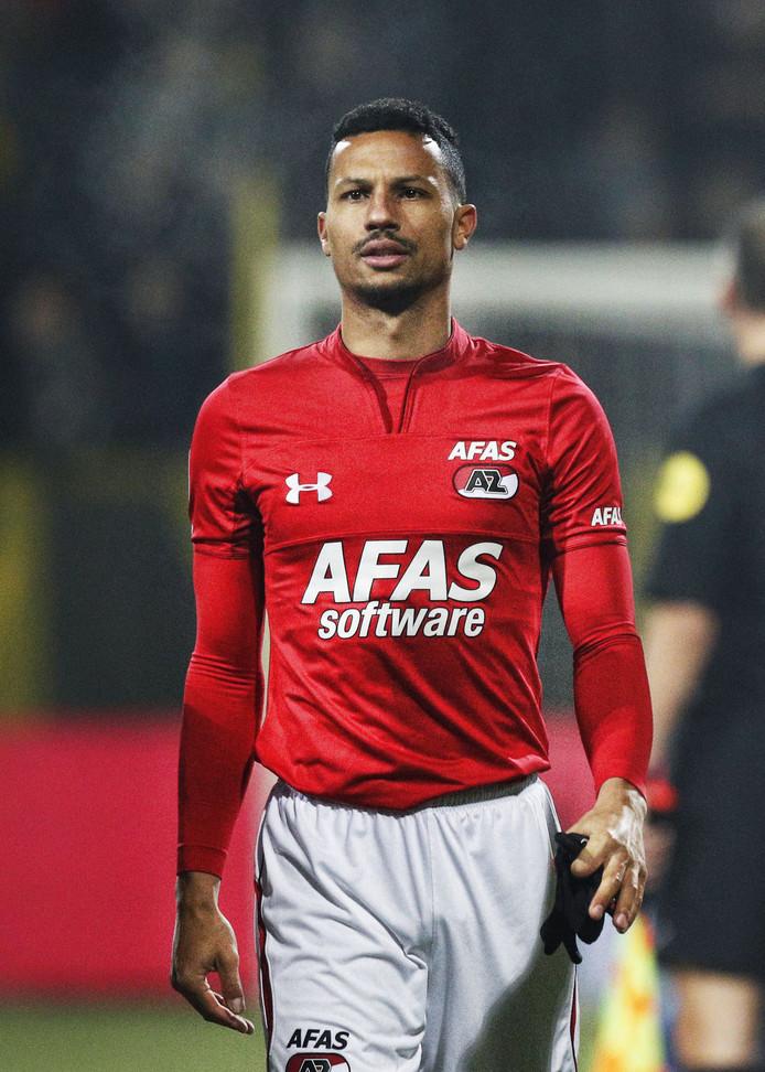 Ricardo van Rhijn maakte drie eigen doelpunten.