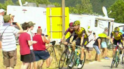 """Rowe en Martin niet meer van start ondanks beroep: """"Incident dat wel 20 keer per rit gebeurt, is nu zwaar bestraft"""""""