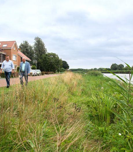 Bastion Terheijden boos op waterschap: straks geen vrij uitzicht, maar tegen een dijk aan kijken