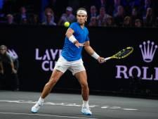 Nadal mist ontknoping Laver Cup door polsblessure