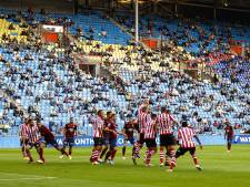 Aanhang Vitesse houdt hart vast voor landelijke ban na spreekkoren in stadions